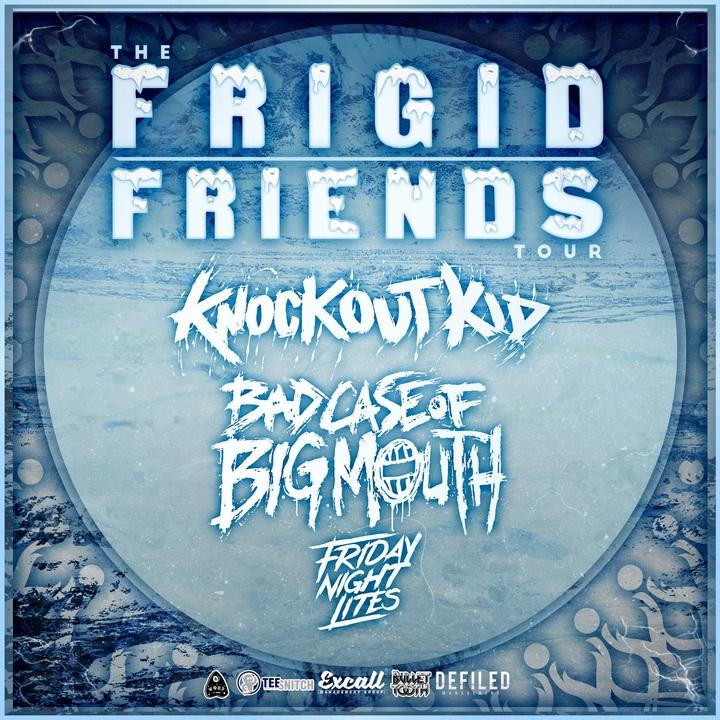 Knockout Kid Tour Dates