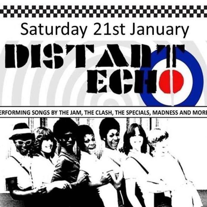 Distant Echo Tour Dates