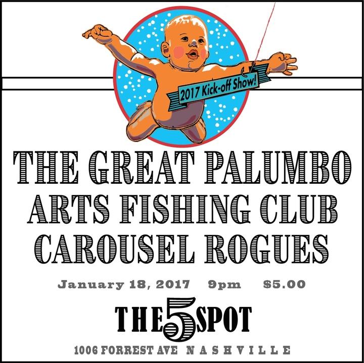 The Great Palumbo @ The 5 Spot - Nashville, TN