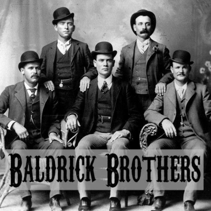 Baldrick Brothers Tour Dates
