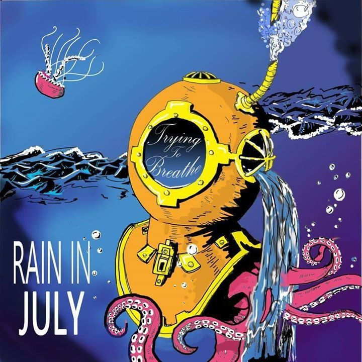 Rain in July Tour Dates