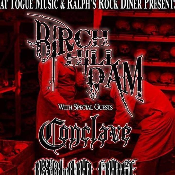 Birch Hill Dam Tour Dates