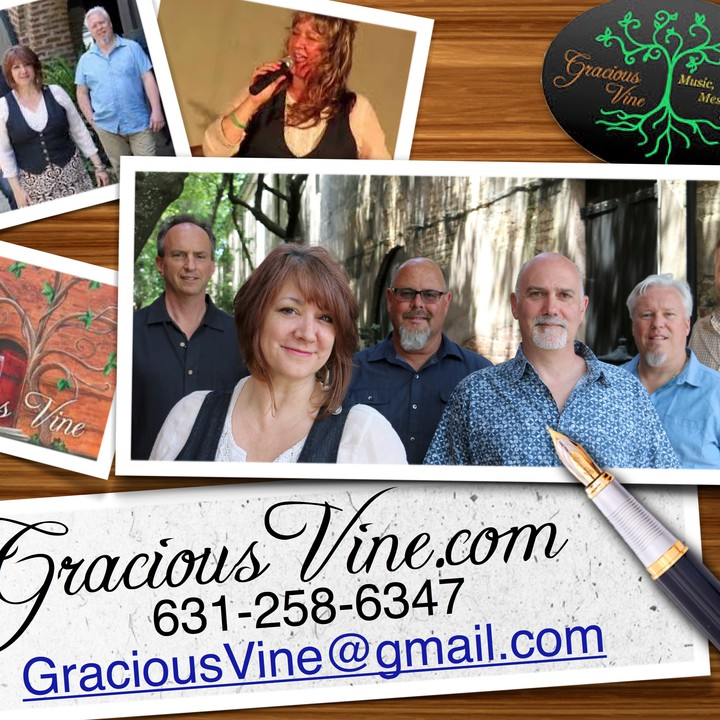 Gracious Vine Music & Ministry @ Grace Lutheran Church - Mastic Beach, NY