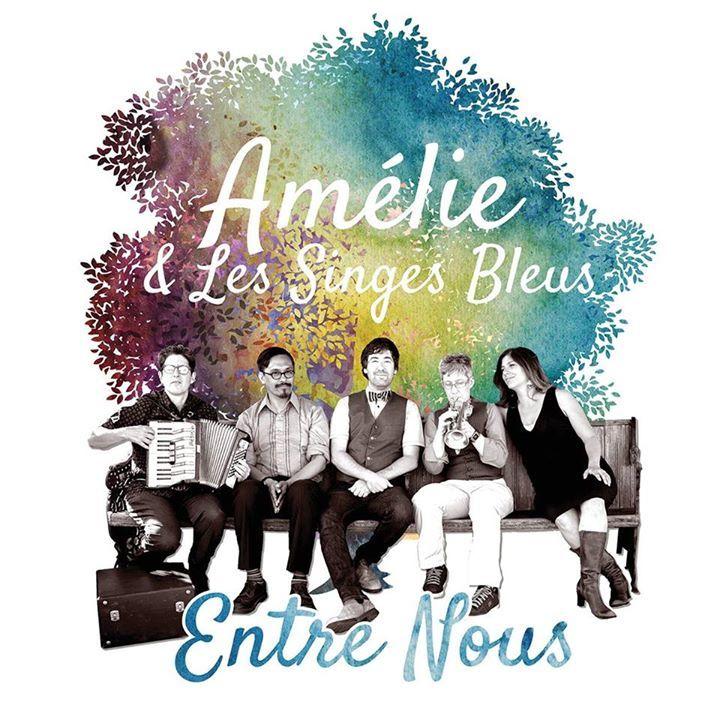 Amélie Lefebvre Musique Tour Dates