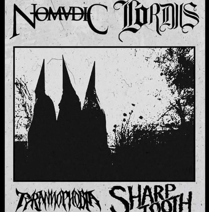 Tyrannophobia Tour Dates