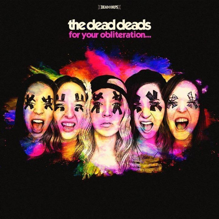 The Dead Deads Tour Dates