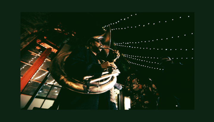 Rebirth Brass Band @ Sweetwater Music Hall - Mill Valley, CA