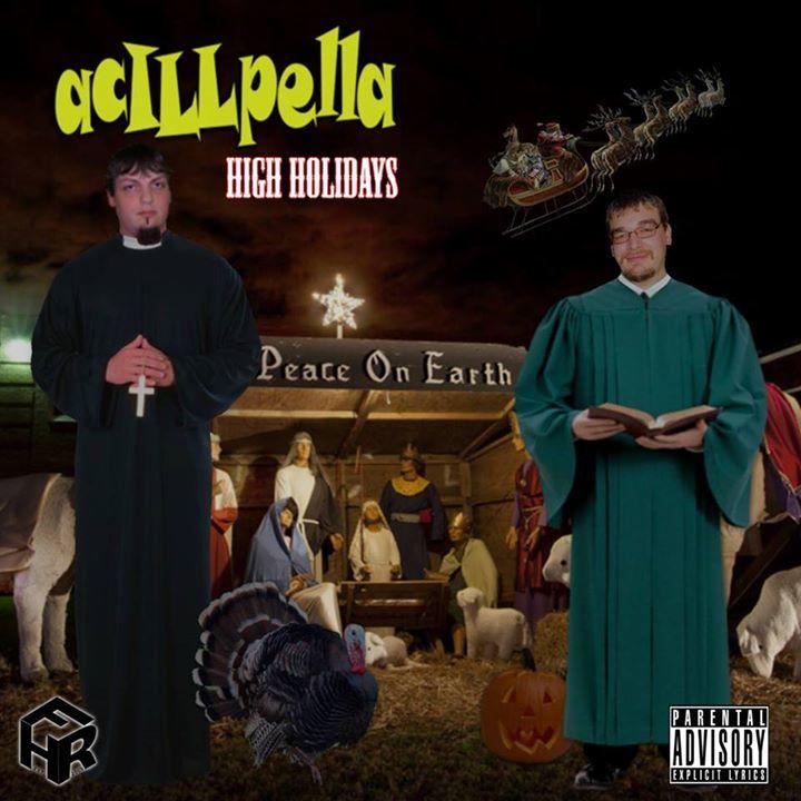 acILLpella Tour Dates