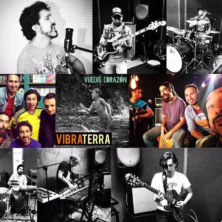 VibraTerra Tour Dates