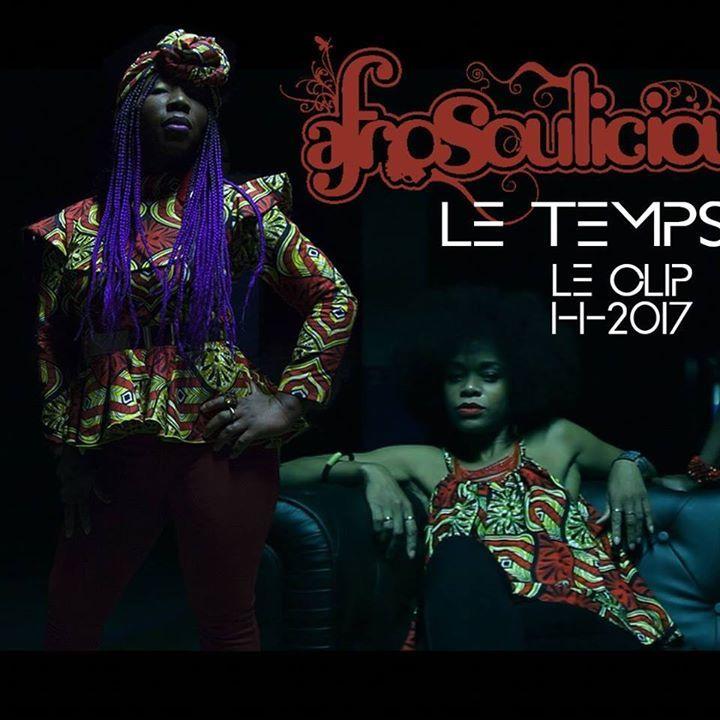 Afrosoulicious Tour Dates