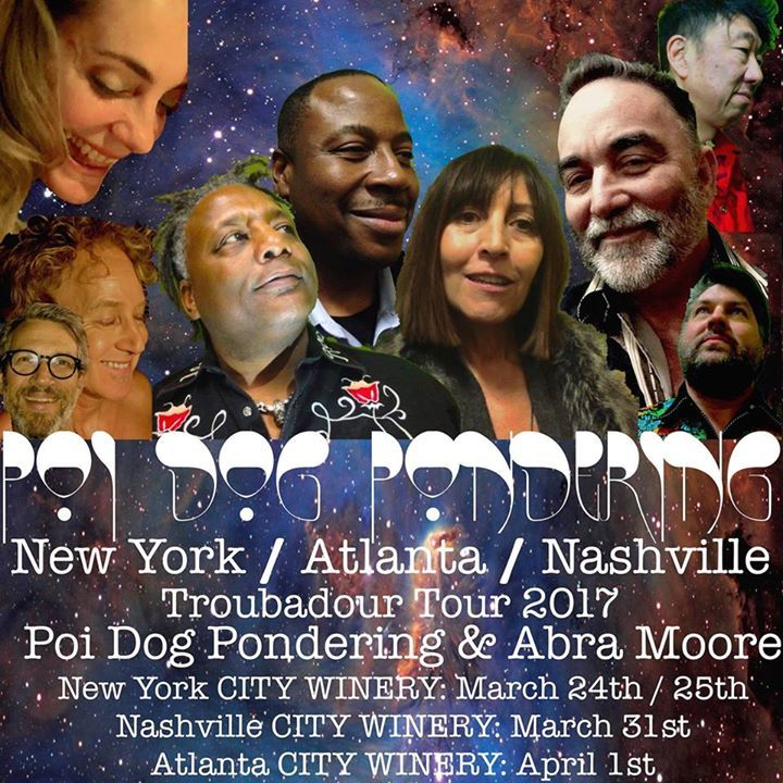 Poi Dog Pondering Tour Dates