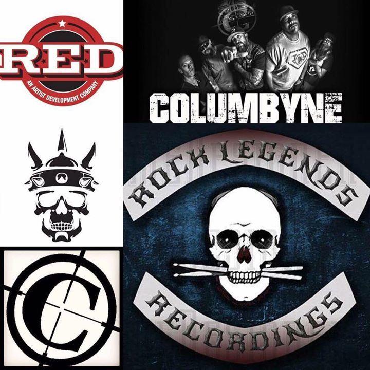 Columbyne Tour Dates