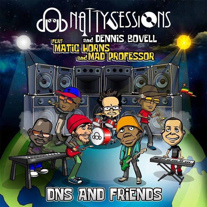 Dub Natty Sessions Tour Dates