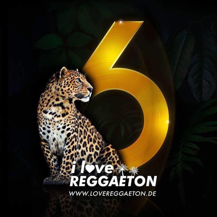 I Love Reggaeton Tour Dates