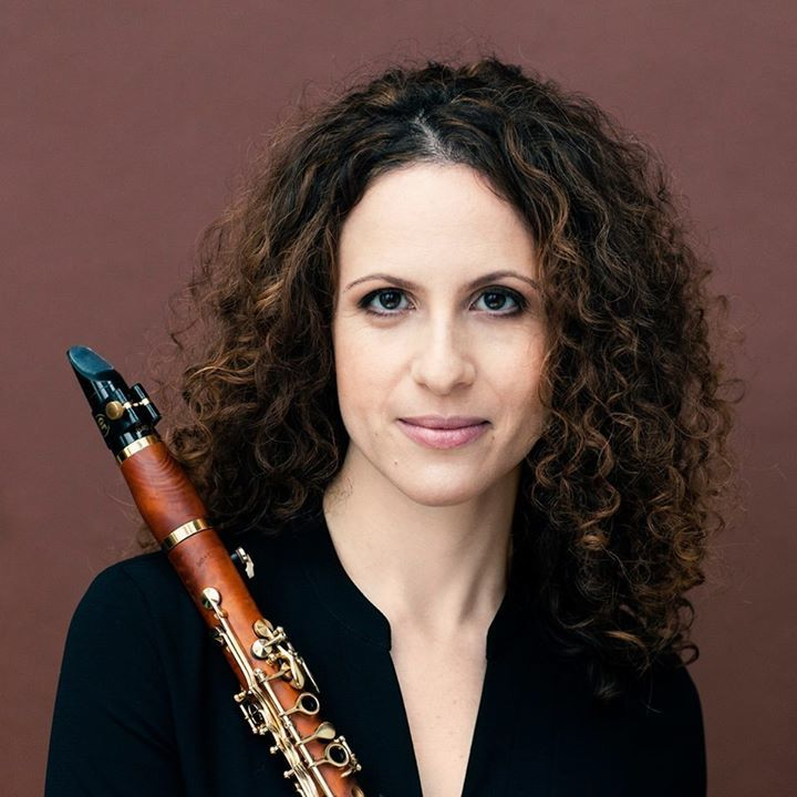 Shirley Brill - Clarinet Tour Dates