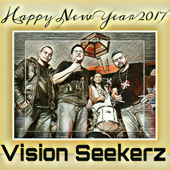 VisionSeekerz Tour Dates