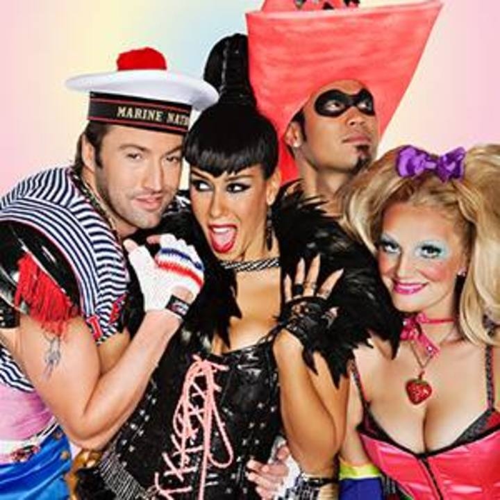 Vengaboys @ Liverpool Echo Arena - Liverpool, United Kingdom