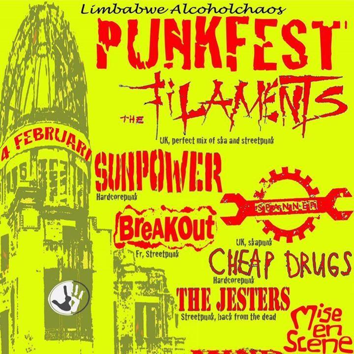 The Filaments Tour Dates