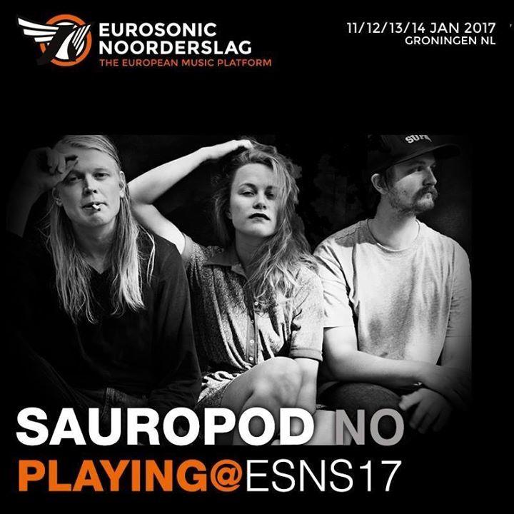 Sauropod Tour Dates
