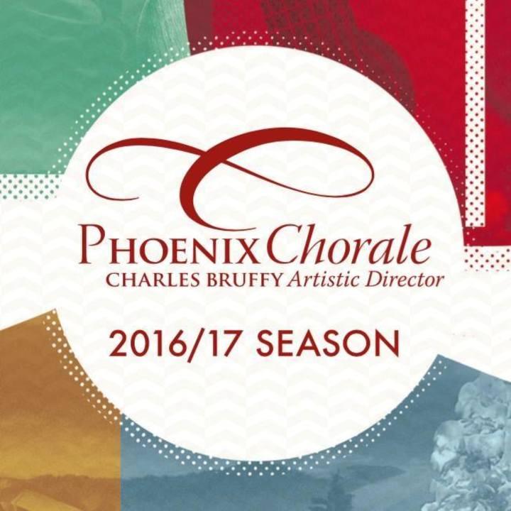 Phoenix Chorale Tour Dates