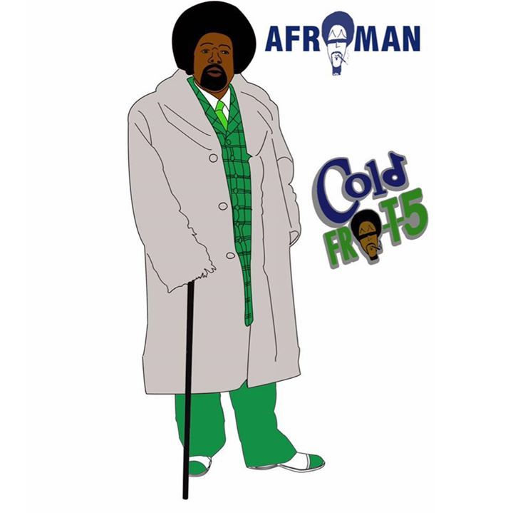 Afroman @ One Centre Square - Easton, PA