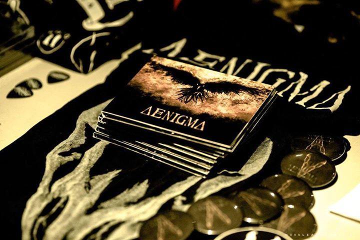 aenigma Tour Dates