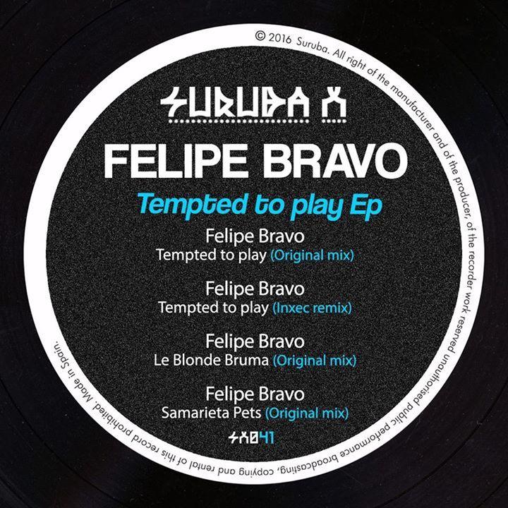 Felipe Bravo Tour Dates
