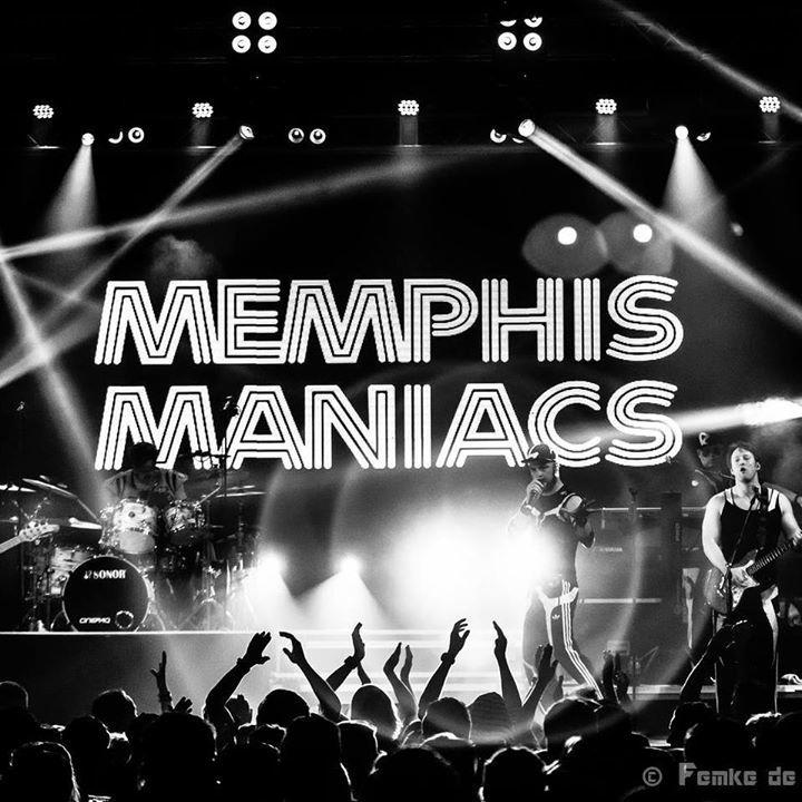 MEMPHIS MANIACS @ Poppodium Grenswerk - Venlo, Netherlands