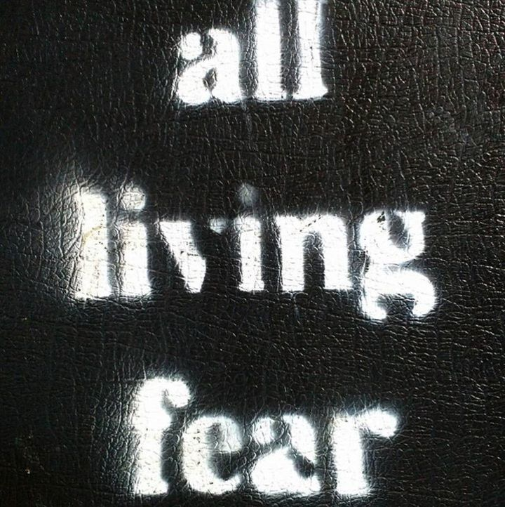 All Living Fear Tour Dates