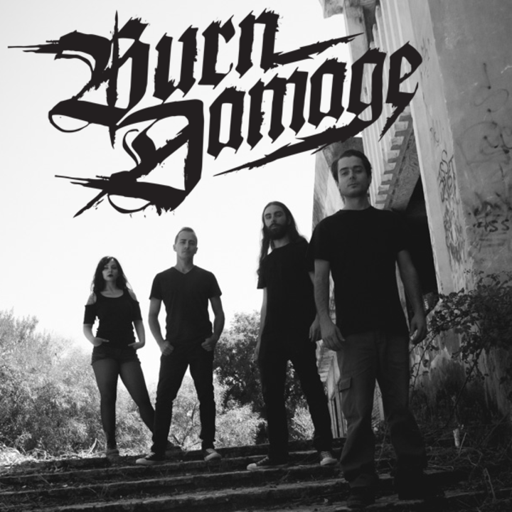 BurnDamage Tour Dates