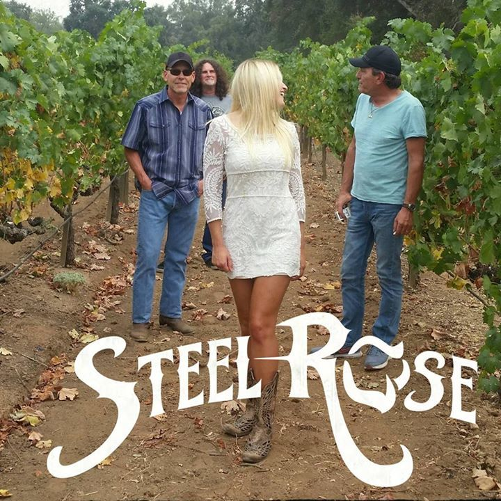 Steel Rose Band Tour Dates