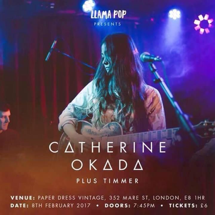 Catherine Okada Tour Dates