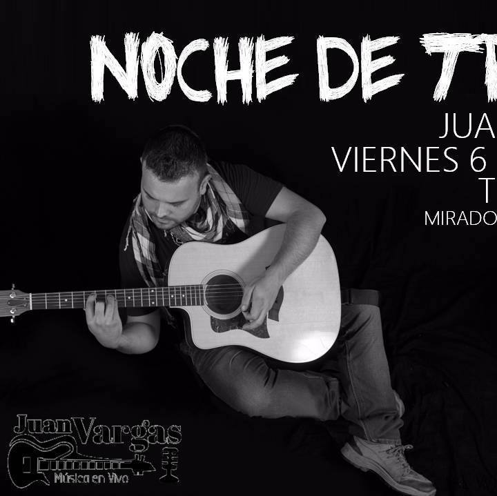 Juan Vargas Tour Dates
