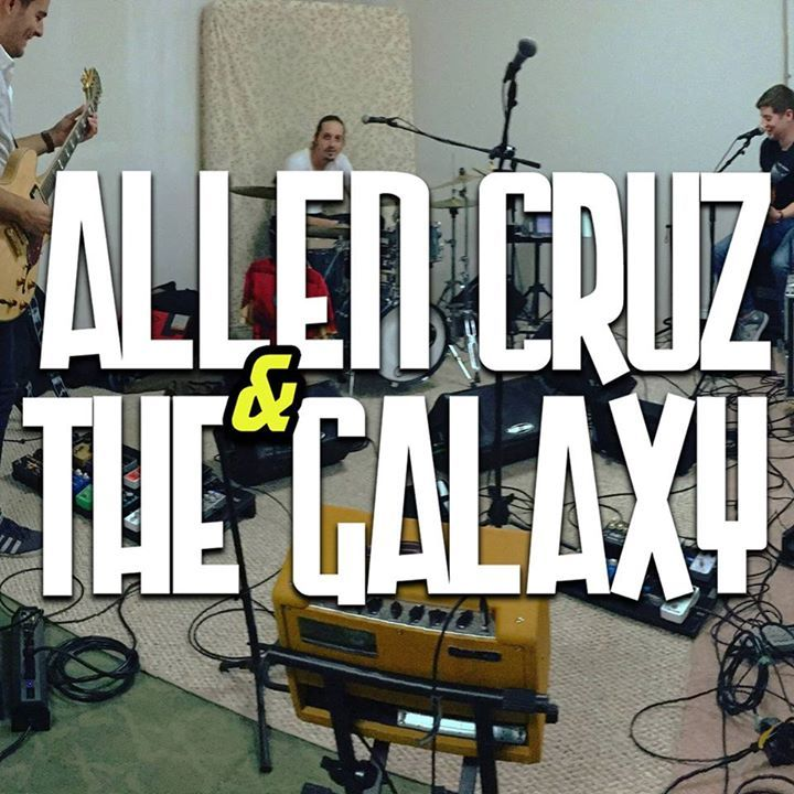 Allen Cruz & the Galaxy Tour Dates