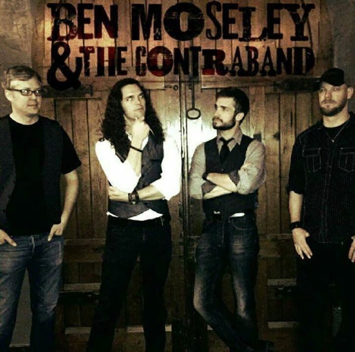 Ben Moseley & The Contraband @ Harley Davidson Private Event - Pelham, AL