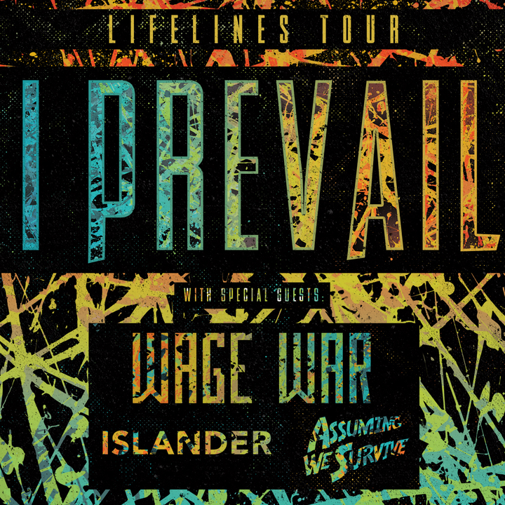 I Prevail @ House Of Independents - Asbury Park, NJ