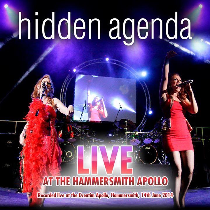 Hidden Agenda Tour Dates
