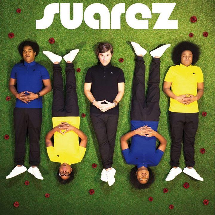 Suárez Tour Dates