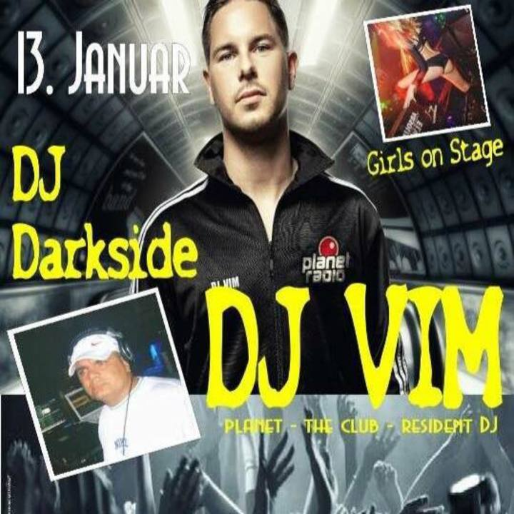 DJ VIM Tour Dates