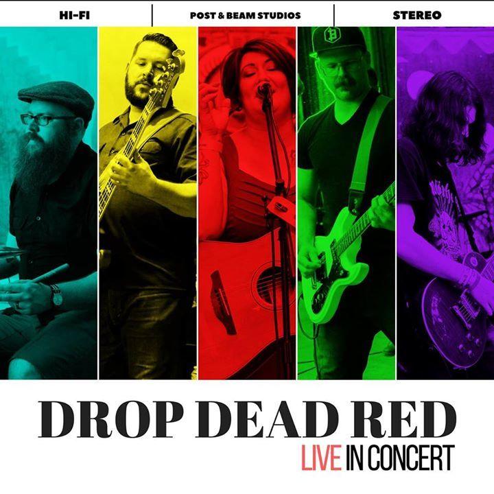Drop Dead Red Tour Dates
