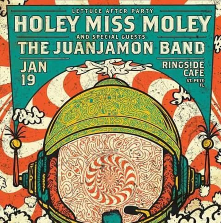 Holey Miss Moley @ Blue Water Oyster Bar - Jacksonville, FL