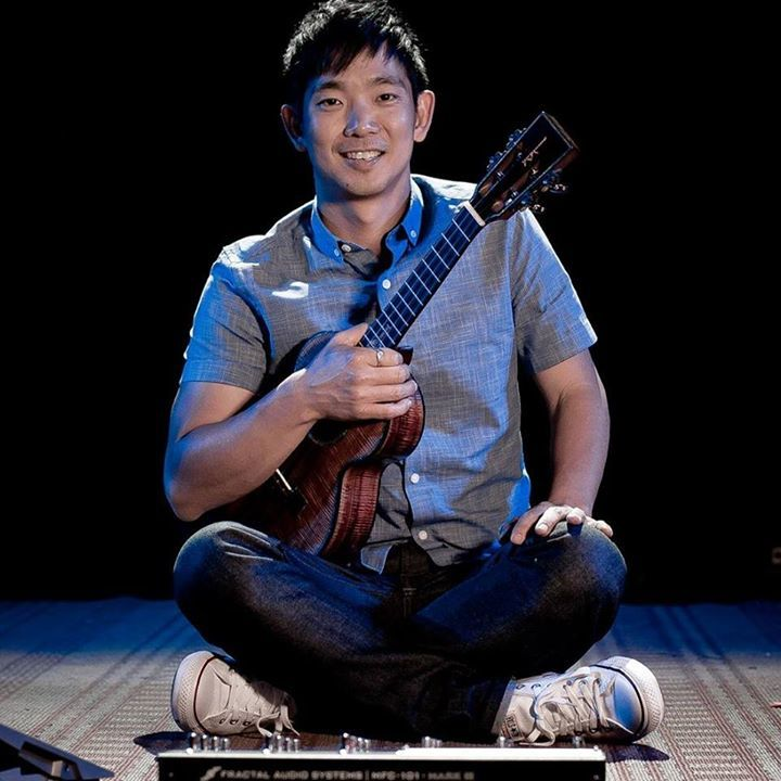 Jake Shimabukuro @ Cerritos Center for the Performing Arts - Cerritos, CA