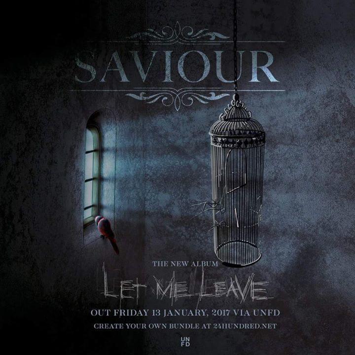 Saviour Tour Dates