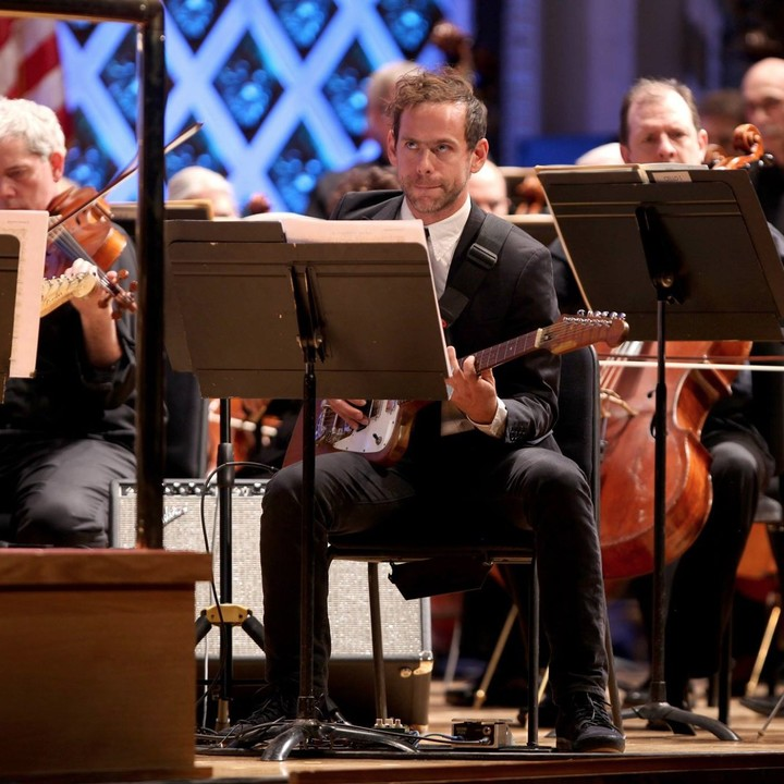 Bryce Dessner @ Royal Festival Hall - London, United Kingdom