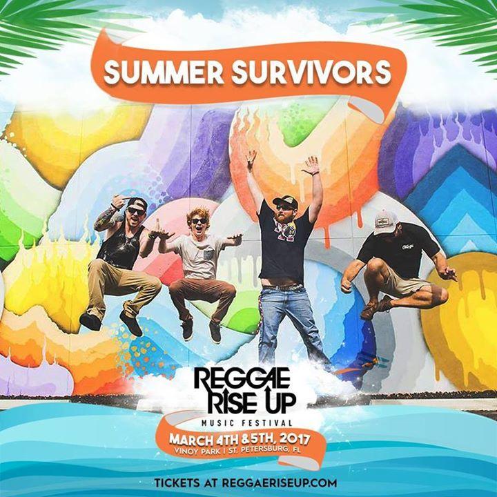 Summer Survivors Tour Dates