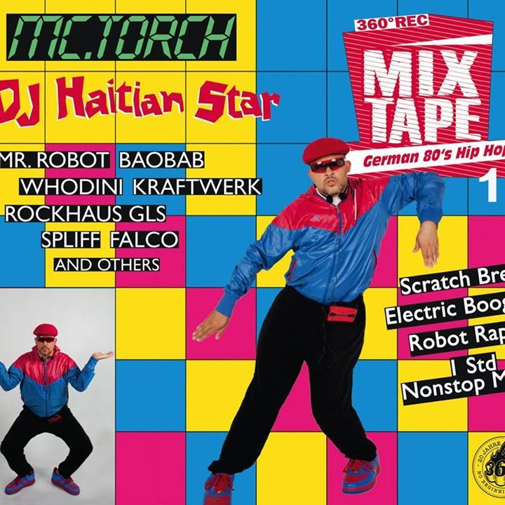 DJ HAITIAN STAR Tour Dates