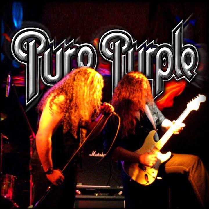 Pure Purple @ Fibbers - York, United Kingdom