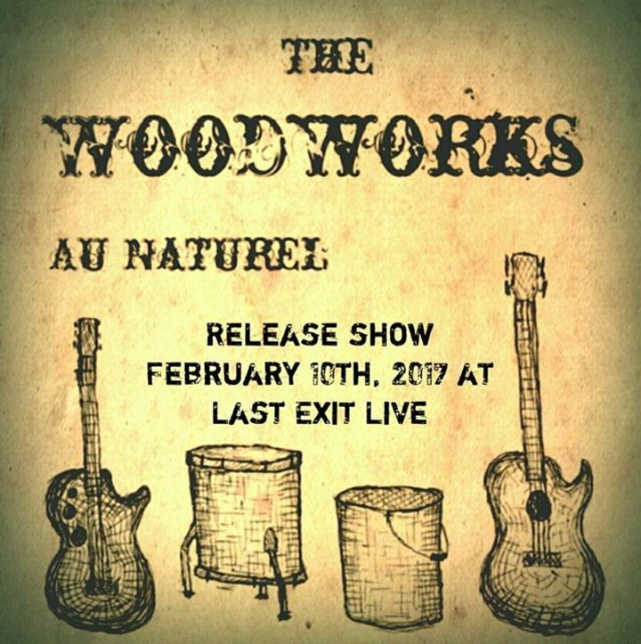 The Woodworks Tour Dates
