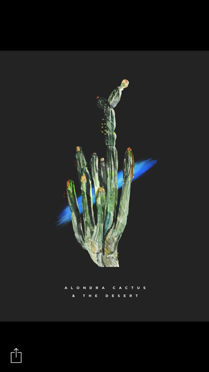 Alondra Cactus Tour Dates