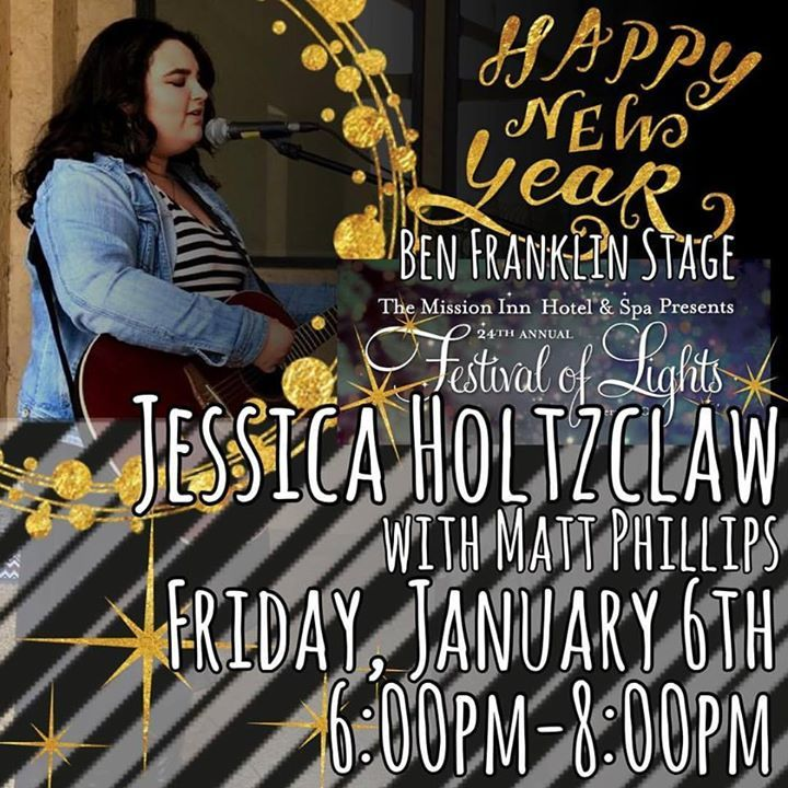 Jessica Holtzclaw Music Tour Dates